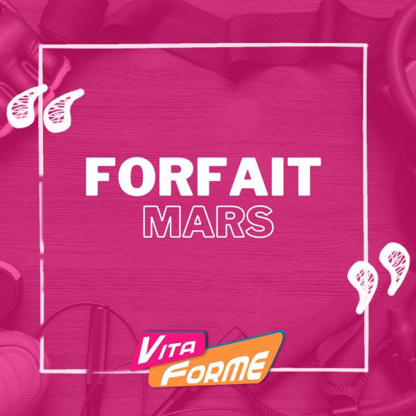 Abonnement Vitaforme Mars